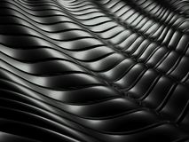 3d aluminum background silver pattern Royalty Free Stock Photo