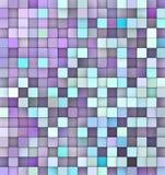 3d astratti rendono il contesto in azzurro viola royalty illustrazione gratis