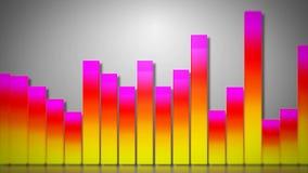 3d audio bar dance stock footage