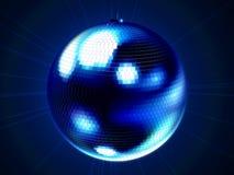 3d ball disco Στοκ εικόνες με δικαίωμα ελεύθερης χρήσης