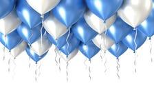 3d ballons błyszczący Zdjęcia Stock