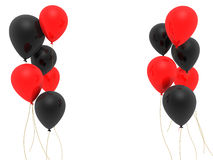 3d balloons Royalty Free Stock Photo