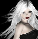 3d Beauty Stock Photography