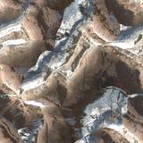 3d bergtextuur Stock Afbeeldingen