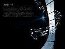 3d biznes Fotografia Stock