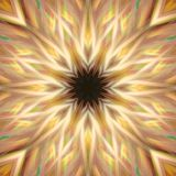 3d bloem royalty-vrije illustratie