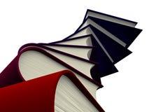 3D boek Stock Fotografie
