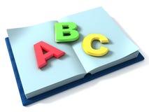 3d boek stock illustratie