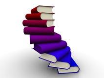 Free 3D Book Royalty Free Stock Photos - 10956158
