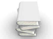 3D book Stock Photo