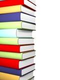 3d books massive for design Stock Photography