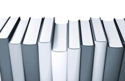 3d books massive for design. 3d books massive for great design Royalty Free Stock Photos