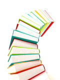 3d books massive for design Royalty Free Stock Image