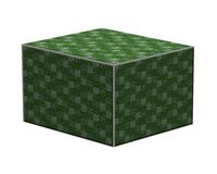 3D box Royalty Free Stock Photo