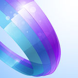 3d bright abstract background. Illustration Stock Photos