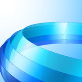 3d bright abstract background. Illustration Royalty Free Stock Images
