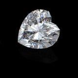 3d brilliant cut diamond Stock Photo