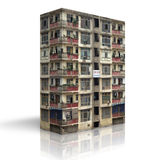 3D Buildings Stock Photos