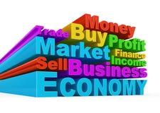 3D Business tags Stock Photos