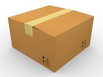 3d carton Stock Images