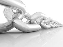 Free 3d Chain Stock Photo - 13986120