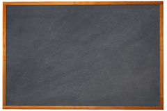 3D Chalkboard royalty free stock photo