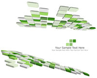 3d checked background Royalty Free Stock Photo
