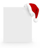 3D Christmas banner Royalty Free Stock Images