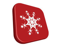3d Christmas Icon Stock Images