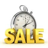 3D Chronometer Royalty-vrije Stock Foto's
