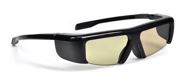 3D cinema glasses Royalty Free Stock Photos