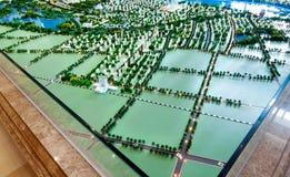 3D city Stock Image