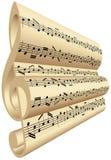 3d clef treble Zdjęcia Stock