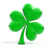 3d clover Stock Photos