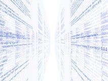 3d code Stock Foto