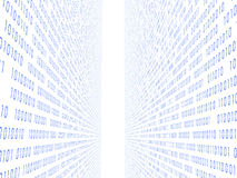 3d code Stock Photo