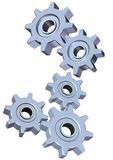 3d Cogwheel Royalty Free Stock Photography