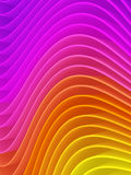 3d colorful abstract background Royalty Free Stock Photos