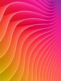 3d colorful abstract background Stock Images
