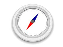 3d compass Stock Photography