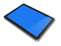 3D computer, digital Tablet pc Royalty Free Stock Images
