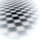 3d a couvert de tuiles la piste de danse Image libre de droits