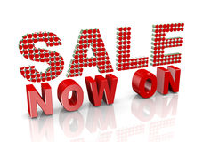 3d cylinders sale now on Stock Images