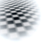 3d dancefloor铺磁砖了 免版税库存图片