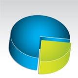3d diagram Stock Images
