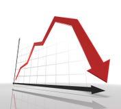 3d Diagram Stock Afbeelding