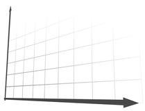 3D diagrama 7 Fotografia de Stock Royalty Free