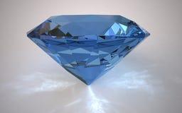 3d diamond Stock Image