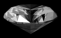 3d Diamond Royalty Free Stock Photo