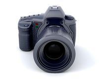3D Digital camera Royalty Free Stock Images
